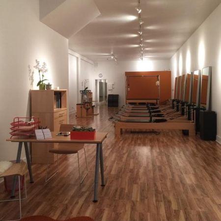 Scoop Studio Pilates