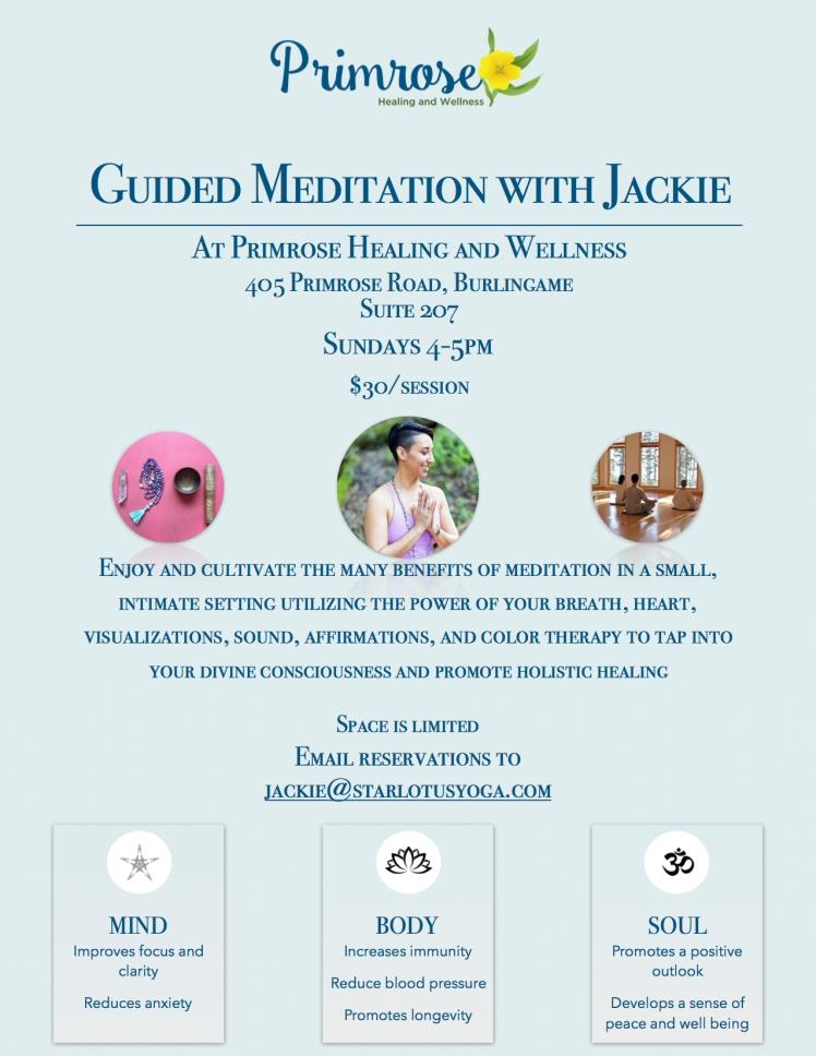 Group Meditation - PHW